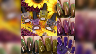 Night Owl's Almost Autumn Collection & August COTM