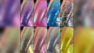 The Killer Queen Collection from Wildflower Lacquer