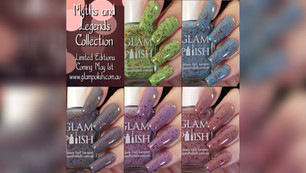 Glam Polish 'Myths and Legends' Limited Edition Collection