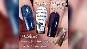 Fandom Flakies Box - Maleficent - August 2020