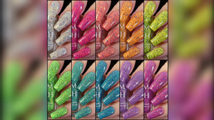 The NOLA Collection by Glam Polish