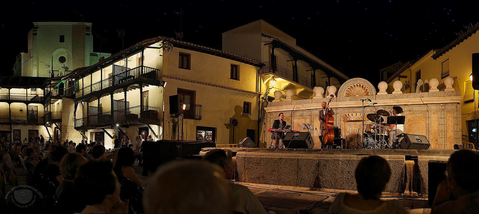 Noches de Jazz de Chinchon