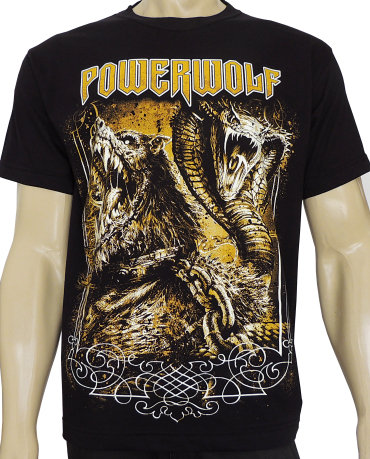 Powerwolf - Kiss of the Cobra King
