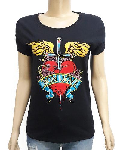 Bon Jovi Feminina (Nova)