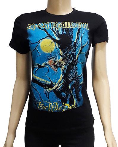 Iron Maiden Fear of the Dark Baby Look Feminina