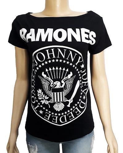 Ramones Canoa Feminina