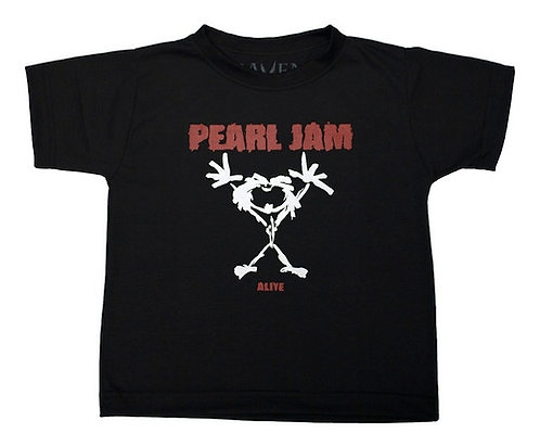 Pearl Jam Juvenil