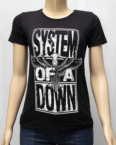 System Of A Down- Feminina