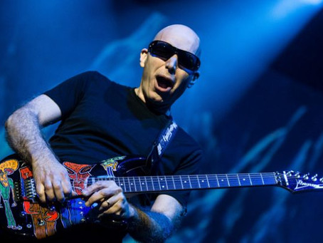 JOE SATRIANI lança novo single - Nineteen Eighty