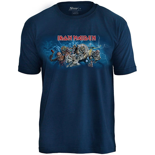 Iron Maiden - Fiery Ed Spread