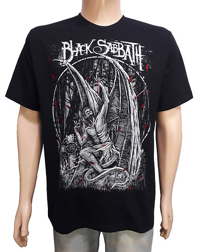 Black Sabbath - Modelo 02