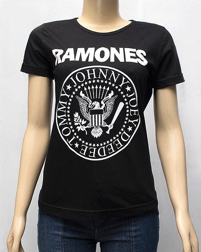 Ramones Feminina Logo