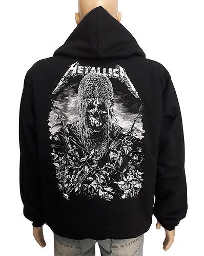 Moletom Metallica - Templário