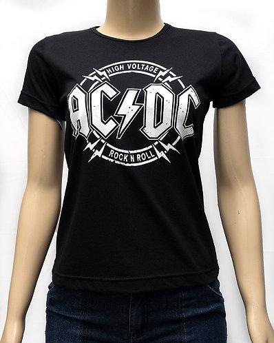 AC/DC High Voltage Feminina