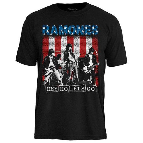 Ramones - Hey Ho Let's Go