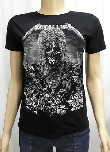 Metallica Templário Feminina