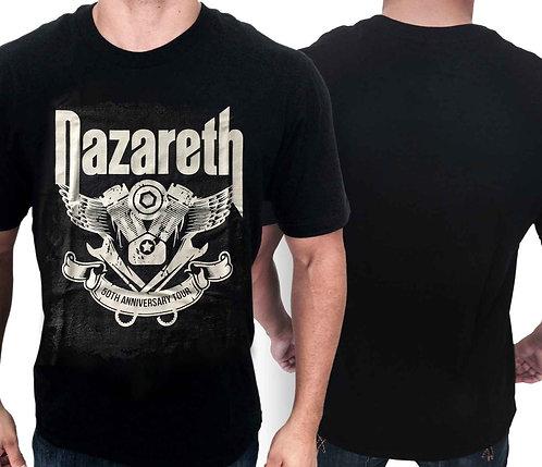 Nazareth - 50th Anniversary Tour (modelo 02)