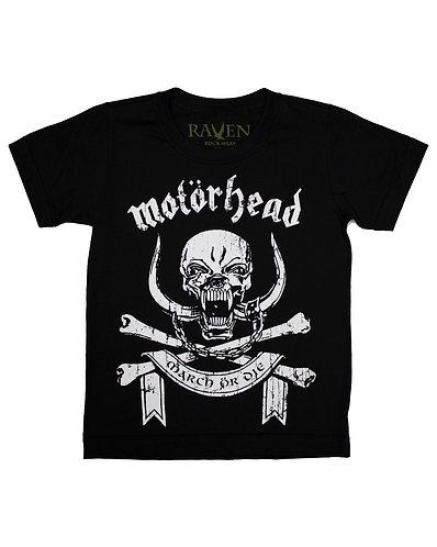 Motorhead - March Or Die Juvenil