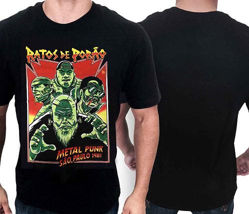 Ratos de Porão - Metal Punk