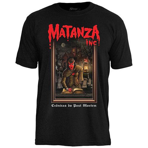 Matanza Inc - Cronicas Do Post Mortem
