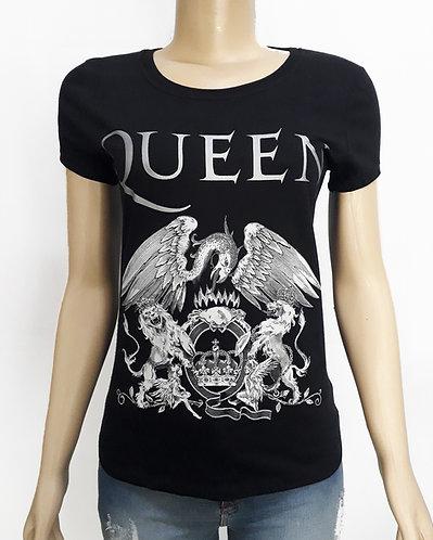 Queen Logo Feminina