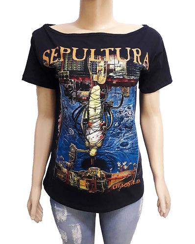 Sepultura - Chaos A.D. Canoa