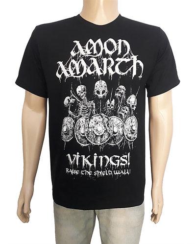 Amon Amarth - Vikings! Raise the Shield Wall!