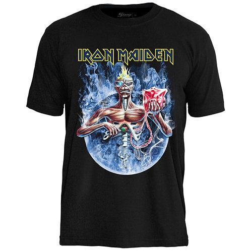Iron Maiden - Seventh Son of a Seventh Son (malha preta)