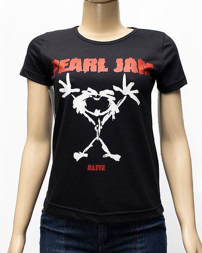 Pearl Jam Baby Look