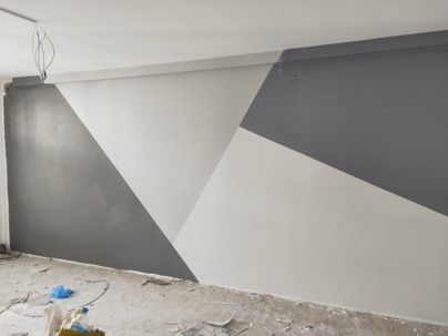 Painting Work Contact:Meng (+65 9720 8206)