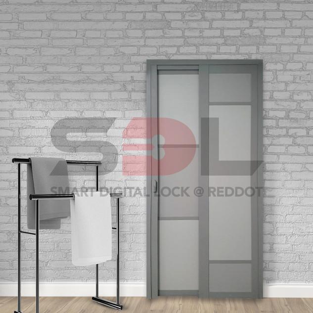 SDL Design Bathroom Door
