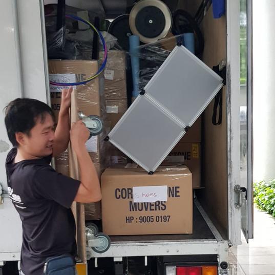 Mover Service Contact:John (+65 9005 0197)