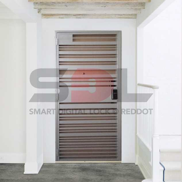 SDL Design Gate Door