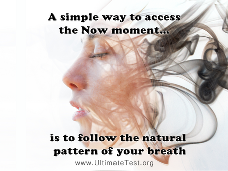 A simple way to access the Now moment…