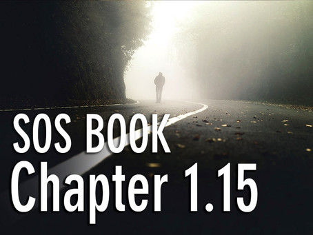 SOS BOOK - Chapter 1.15 Don't give it all away