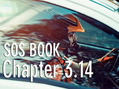SOS BOOK (Chapter 3.14)  How to approach personal development