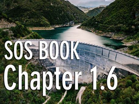 SOS BOOK - Chapter 1.6 Frustration causes un-ease & dis-ease