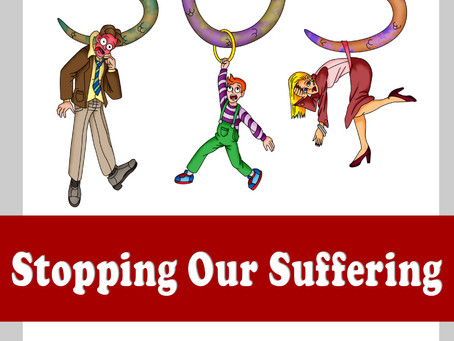 SOS BOOK - Introduction: Stopping our suffering