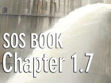 SOS BOOK - Chapter 1.7 A breakdown occurs!