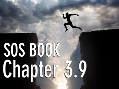SOS BOOK (Chapter 3.9) How do we transform our life?