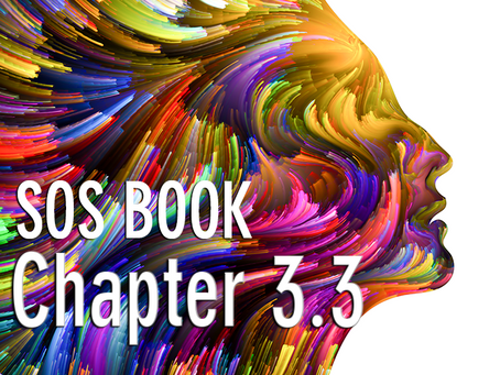 SOS BOOK (Chapter 3.3) Better understanding the FIRST KEY to SUCCESS