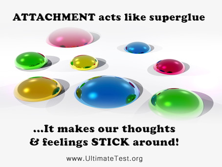 ATTACHMENT acts like superglue...