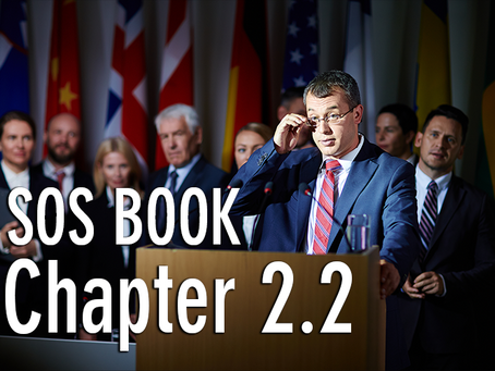 SOS BOOK - Chapter 2.2 A global mess! What do we do?