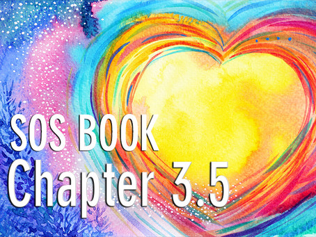 SOS BOOK (Chapter 3.5) Better understanding the THIRD KEY to personal success