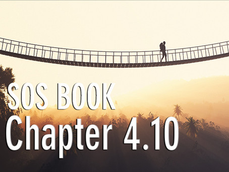 SOS BOOK (Chapter 4.10) Concentrating our Commitment – a strategy for success