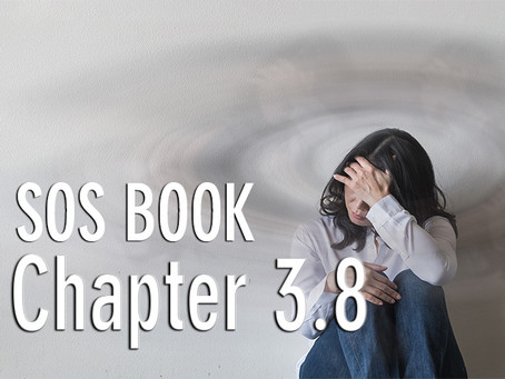 SOS BOOK (Chapter 3.8) Start a new life! What's stopping you?