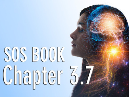 SOS BOOK (Chapter 3.7)   Appreciating our limitations & even utilizing them!
