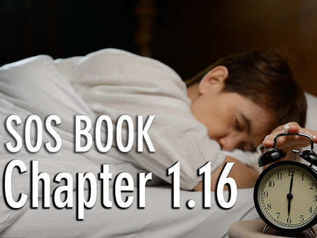 SOS BOOK - Chapter 1.16 It's time to start!