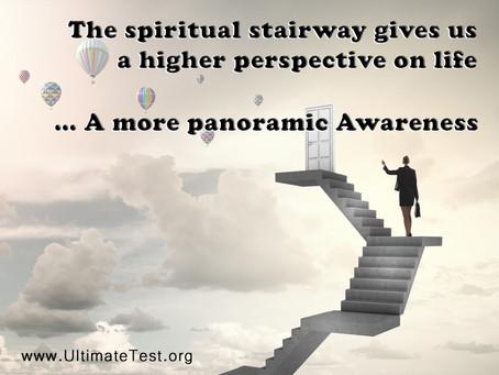 The spiritual stairway