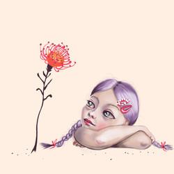 Rough Flower